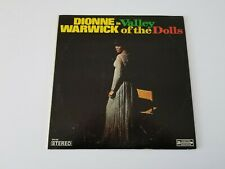 Dionne Warwick in Valley of the Dolls Lp Scepter Records St 91436 Sps 568