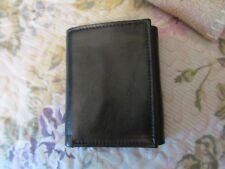Basic Edition Men's Black Wallet