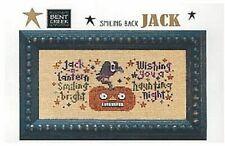 Smiling Back Jack~Bent Creek