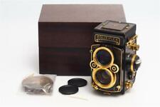 Rollei Rolleiflex 2.8F   Aurum w. Xenotar 2.8/80mm & Box