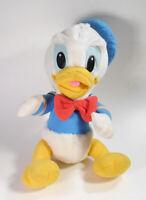 "VTG  DISNEY BABY DONALD DUCK 13"" Plush sailor suit stuffed animal toy doll"