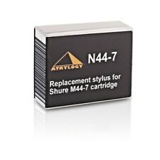 Shure N44-7 Replacement Stylus / Styli For Shure M44-7 Cartridge Technics 1210