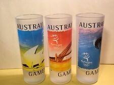 2000 Olympics Shot Glasses Sydney Australia Summer Olympics