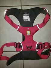 Ruffwear Front Range Dog Harness Large L/XL Wild Berry Pink New No Tags 32-42 in