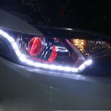 New Switchback Flowing LED Strip Light Sequential Turn Signal Headlight Retrofit