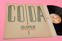 LED ZEPPELIN LP CODA 1°ST ORIG ITALY 1982 NM !!!!!!!!!!!!  TOOOOPPPPPP