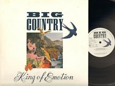 """BIG COUNTRY  King of Emotion 3 track 12"""" Inch The Travellers Starred & Crossed"""