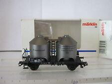Märklin HO 46581 Braunkohlestaubwagen BtrNr 538519 DB  (RG/BO/16R4/1)