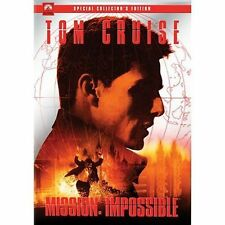 Mission: Impossible (DVD, 2006) Tom Cruise, Jon Voight NEW