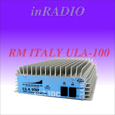 RM ITALY ULA-100 - 420-450 MHz 100W POWER AMPLIFIER + FAST DELIVERY ULA100