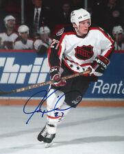 Jeremy Roenick NHL All Star Game Hockey SIGNED 8x10 Photo COA!