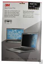 "3M Black Privacy Filter for Laptop Desktops Monitor 15"" Standard 12""x9"" 4:3 V5M"