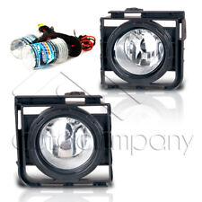 11-15 Scion xB Fog Lights w/Wiring Kit & HID Conversion Kit - Clear