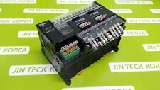 4353) [USED] OMRON PLC CP1H-XA40DT1-D / CP1W-EXT01