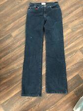 Jeans Bootcut M&S Marks Spencer Per Una Blue Stretch Size 8 DK104