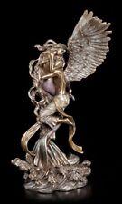 Engel Figur mit Meerjungfrau - Impossible Love - Selina Fenech Veronese Fantasy