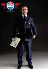 Alert Line AL100019 1/6 Scale WWII Royal Air Force Pilot Action Figure FULL SET