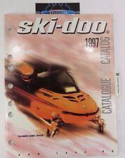 1997 SKI-DOO SKANDIC WIDE TRACK FACTORY PARTS MANUAL CATALOG OEM P/N 480 1433 00