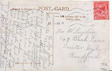 Genealogy Postcard - Family History - Sudgen or Lugden? - Laister Dyke 2943