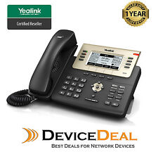 Yealink Sip-t27g Wired Handset 8lines LCD IP Phone