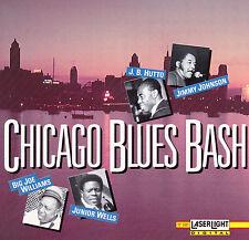 Junior Wells/J.B. Hutto+ - Chicago Blues Bash - Laserlight 17 001 CD