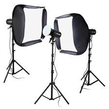"""Fotodiox LED-100WB-56 Studio LED Kit with 20x20"""" Softboxes - Set"""