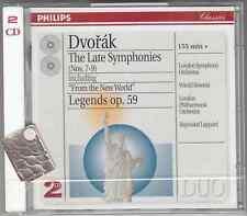 DVORAK SINFONIE 7 - 8 - 9  LEPPARD- 2 CD