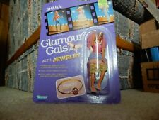 RARE NEW UNOPENED VINTAGE 1982KENNER GLAMOUR GALS DOLL SHARA ROMANTIC ROSE