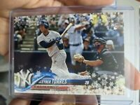 2018 Topps Holiday Gleyber Torres RC Rookie New York Yankees