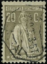 Portugal 1917 stamps definitive USED Mi  CV $209.00 171007307