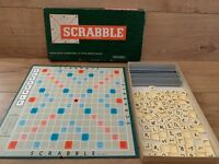 VINTAGE SCRABBLE BOARD GAME | Free Postage