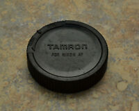 Genuine Tamron For Nikon AF Japan Rear Lens Cap Auto Focus Lenses (#2805)