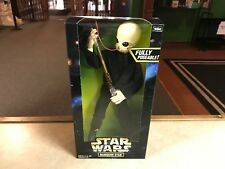 """1997 Star Wars Action Collection 12"""" Inch Figure MIB - BARQUIN D'AN"""