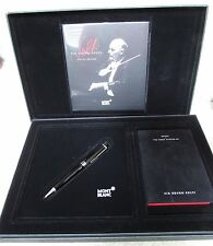 Montblanc Sir Georg Solti Donation Ballpoint Pen New In Box Complete with Cards