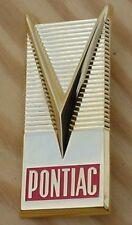 Pontiac 58 Starchief Qtr / Door emblem NEW 1958 BC038A