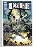 BLACK & WHITE #3 ART THIBERT IMAGE COMICS