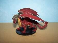 Huge Red Dragon - Evolution Pathfinder Battles D&D Miniature