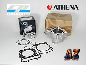 04-08 Honda CRF250R CRF 250R 78mm Stock Bore NEW Cylinder CP Piston Top End Kit