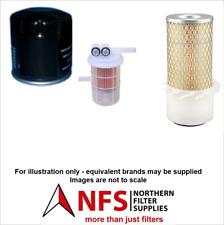 PEL JOB ED750 Filtro Servizio Kit (Olio, Aria, Carburante Filtri)