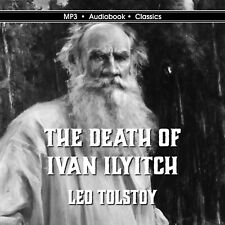 The Death of Ivan Ilyitch - MP3 CD Audiobook in CD jacket