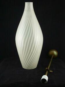 Gangkofner Peill & Putzler mid century design lamp / Leuchte Granada 50er Jahre