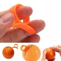 Multifunktions-Schneckenfinger-Peeling Orange Stripping Tool Kitchen W2U4