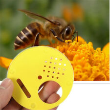 12 pcs/pack Beekeepers Bee hive Nuc box Entrance gates Beekeeping Equipment QI