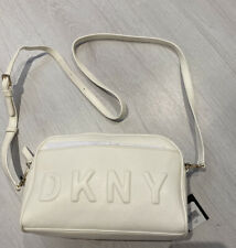 Brand New With Tags White DKNY Crossbody Bag