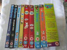 Family Guy DVD BUNDLE-Season 3, 4, 5, 6, 7, 8, 9, 10 & 11 ( 9 Seasons )