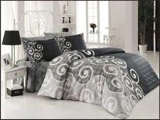 Bettwäsche 3D 200x220 cm Bettgarnitur Bettbezug 100/% Baumwolle Kissen 6 tlg VAR1