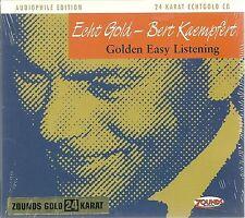 Kaempfert, Bert Golden Easy Listening 24 carats zounds Gold CD neuf emballage d'origine sealed