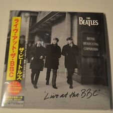 THE BEATLES - LIVE AT THE BBC - 2013 JAPAN 3-LP NEW AND SEALED