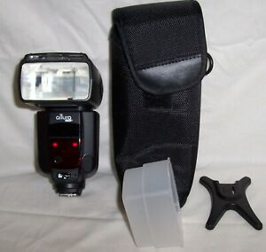 Altura Photo 580EX FLASH Speedlite Canon ETTL EOS DSLR 5D 7D 6D 80D 77D 70D *EX*