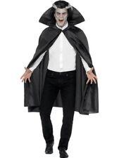 VAMPIRO Cape colletto alto Vampiro Dracula costume